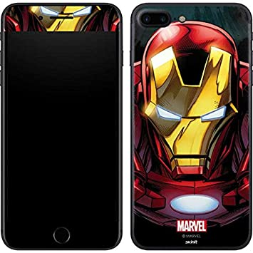 Marvel ironman iphone 7 plus skin ironman close up vinyl decal skin for your iphone