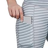 ODODOS Women's High Waisted Pattern Pocket