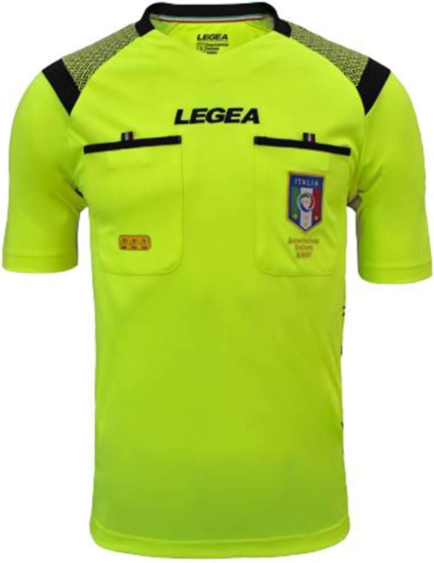 LEGEA Gara, Camiseta Oficial FIGC Aia MC Temporada 2019/2020 ...