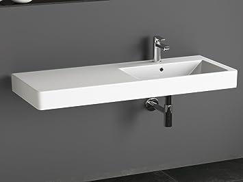 Aqua Bagno KP. 120.r Design Sink/Counter Top Basin 120x45 cm ...