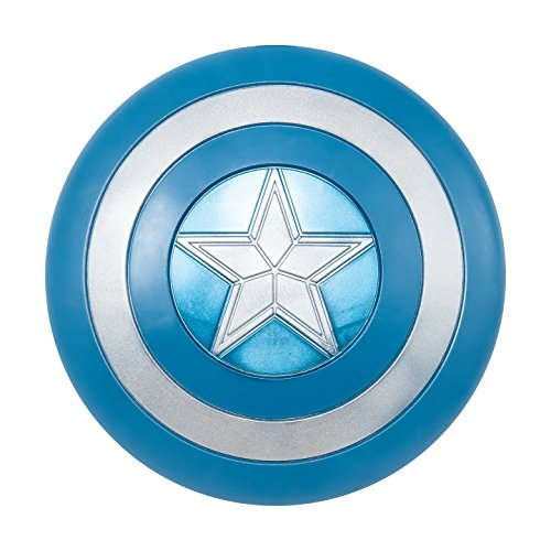 Winter Soldier Costume Accessories (Rubies Captain America: The Winter Soldier Stealth Suit Costume Shield, 12