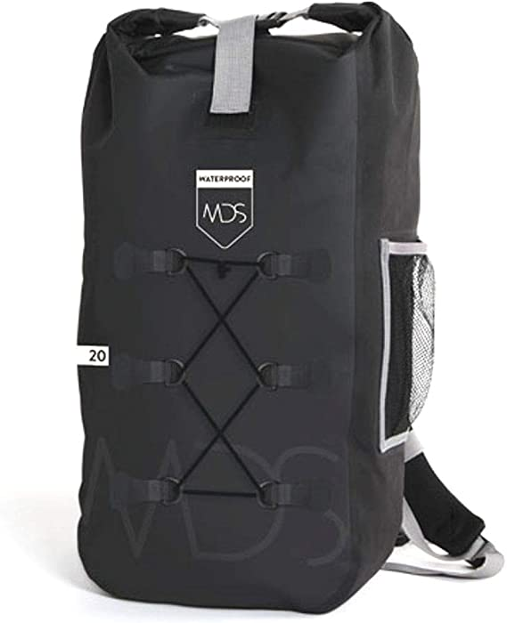Madness SAC A DOS ETANCHE 20L MDS BY BLACK: