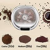 Coffee Grinder, Keenstone Electric Coffee Bean