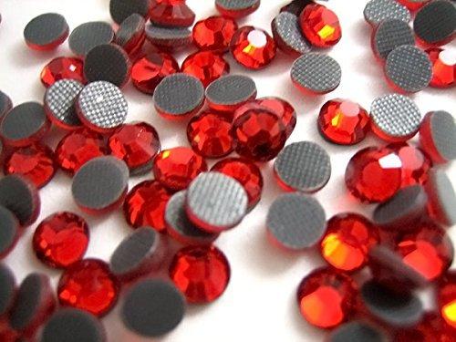 Red Ab Rhinestone - 3