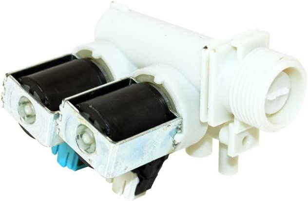 Ariston C00110333Hotpoint Indesit lavadora doble válvula de llenado solenoide