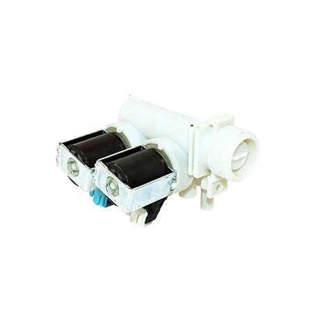 Ariston C00110333 Hotpoint Indesit lavadora doble válvula de ...