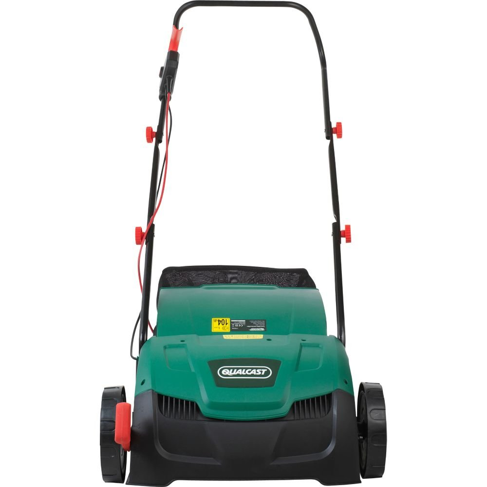 Qualcast YT6702 Lawn Raker and Scarifier - 1300W