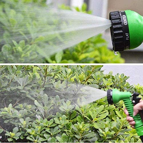 YUIOLIL Garden Hose Expandable 25Ft-200Ft Flexible Water Plastic Handy Water Tube With Spray Flexible Watering Tube,150Ft