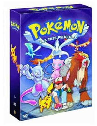 Pack Pokemon (3 peliculas) [DVD]: Amazon.es: Varios: Cine y Series TV