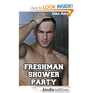 Freshman Shower Party Cora Adel