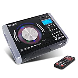 DJTECH CDENCODER10 Studio Flash Recorder