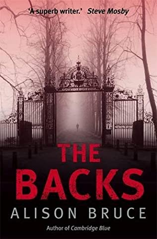 book cover of The Backs