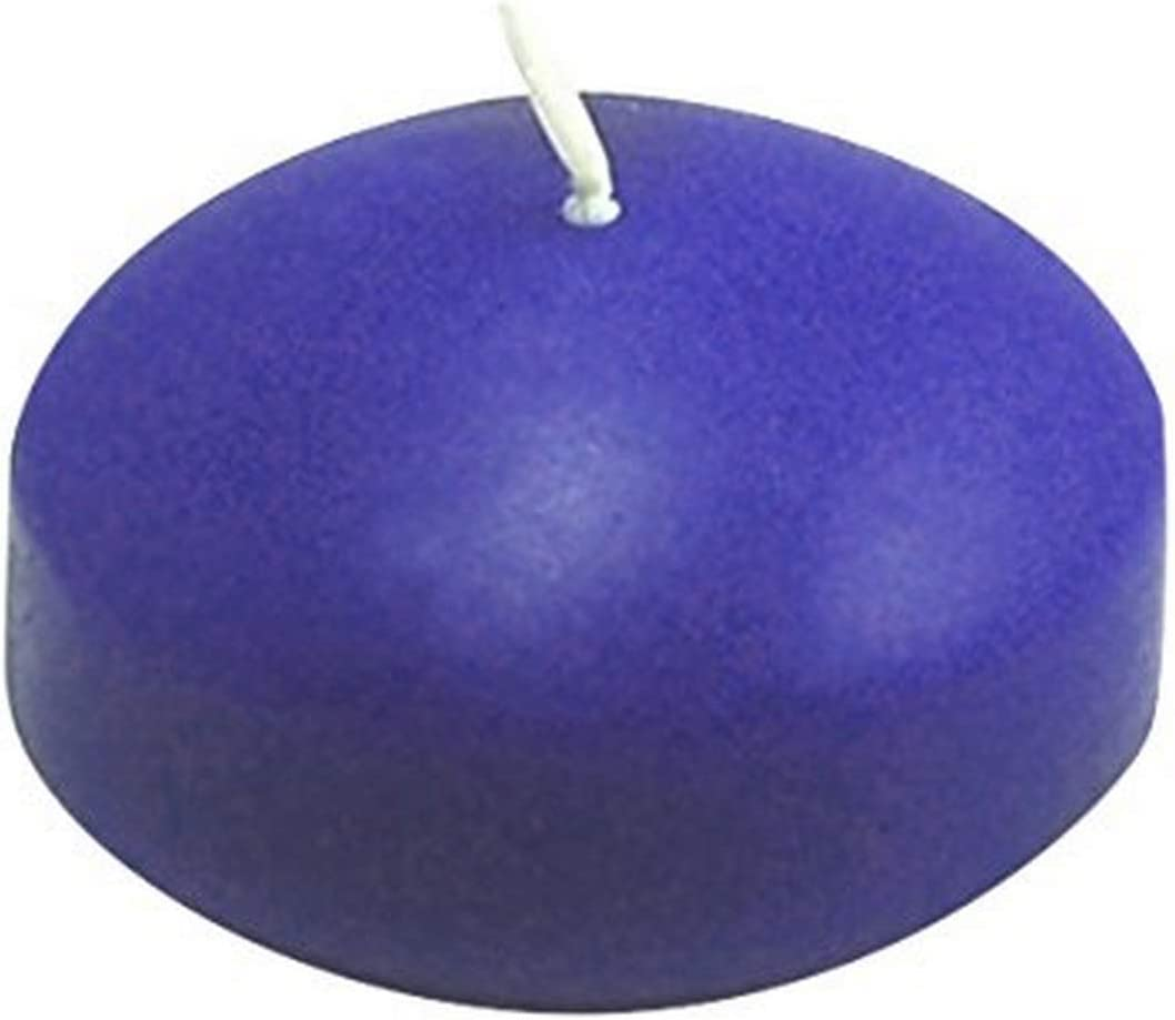 1.75 Royal Blue Zest Candle CFZ-014/_6 144-Piece Floating Candle