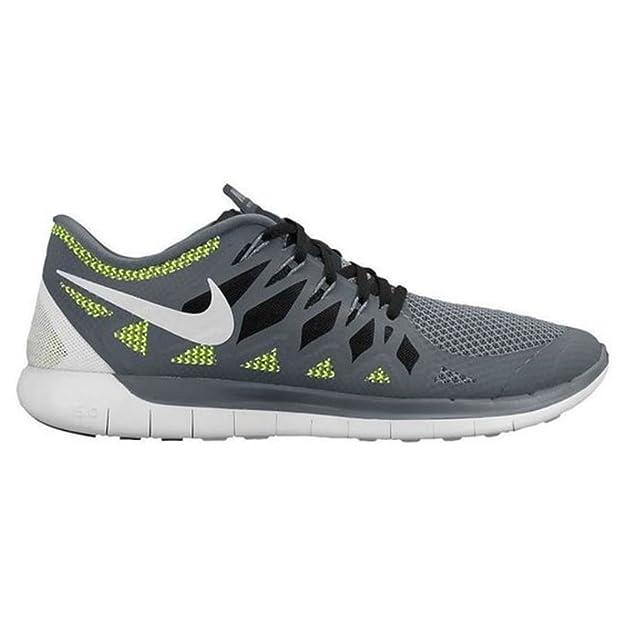 Nike Free 5.0 Waterproof Suede Gray Black White