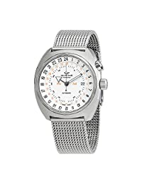 Glycine Airman SST 12 Automatic White Dial Men's Watch GL0145