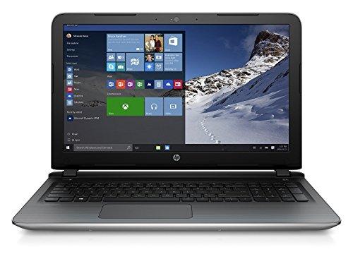 HP Pavilion 15.6-Inch Notebook Intel Core i5-5200U Processor (2.2 GHz) 1TB HDD 6GB DDR3L SDRAM HD BrightView WLED-backlit di