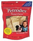 Petrodex Dog Dental Chews Medium Dog, 5-Ounce, My Pet Supplies