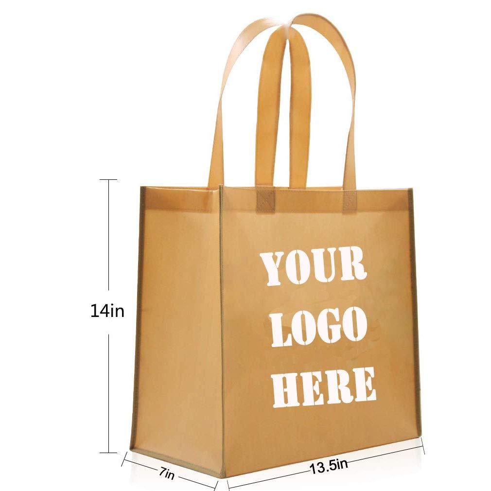 Bolsas no tejidas para promoción-100 cantidad de productos ...