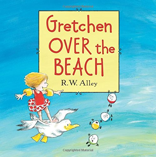 Gretchen Over the Beach - Hat Beach Malaysia