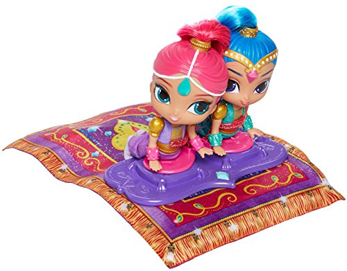 Fisher Price Nickelodeon Shimmer Flying Carpet