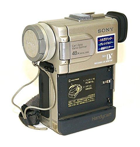 SONY ソニー DCR-PC10 デジタルビデオカメラ(液晶ハンディカム) ミニDV