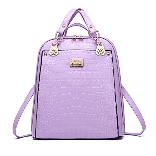 uso college borse viaggio a Versione doppia coreana F e borsa Ms F borsa a da doppia della moda singola spalla 1qPpTO1