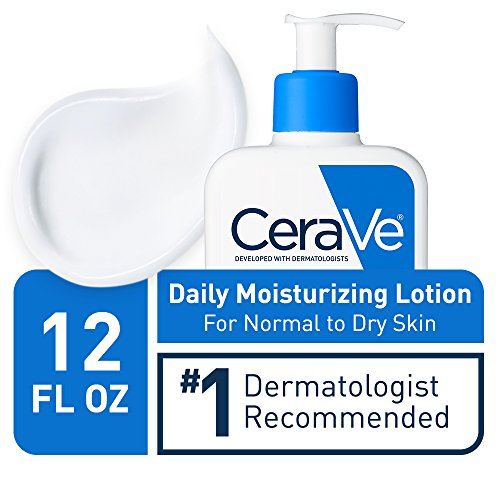 CeraVe Daily Moisturizing Lotion | 12 Ounce | Face & Body Lotion for Dry Skin with Hyaluronic Acid | Fragrance Free 3