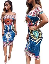 Amazon.com: Off the Shoulder - Dresses / Clothing