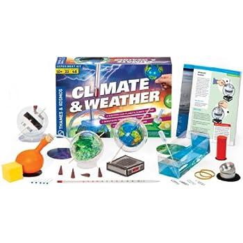 wacky weather crafts amazoncom scientific explorer wacky weird weather kit toys games
