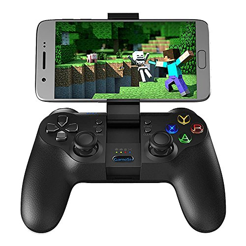 51pfnMAolaL - GameSir T1s Enhanced Edition Wireless/Wired Gamepad Game Controller 2.4GHz Bluetooth 4.0 for iOS/Android/PC/PS3 - Black