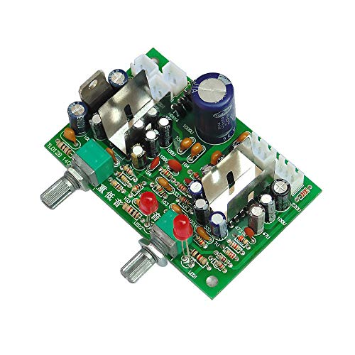 (TEA2025B Audio Amplifier Board 2.1 Channels Subwoofer Amplifiers)