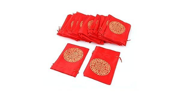 Amazon.com: eDealMax cordón Disfraces Caramelo Bolsa de la ...