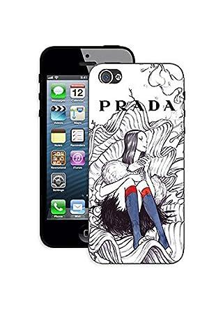 iPhone 5/5S carcasa rígida con protector de hombre para ...