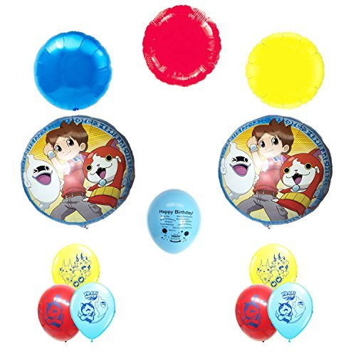 Yo-Kai Watch Balloon Decorating Kit by Anime by Anime