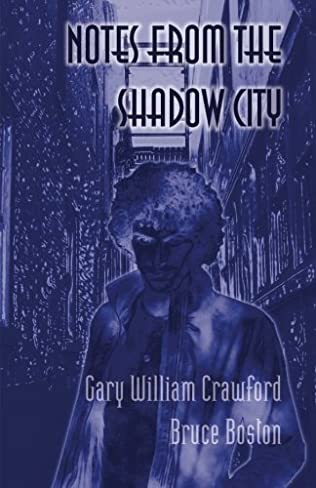 book cover of Notes from the Shadow City