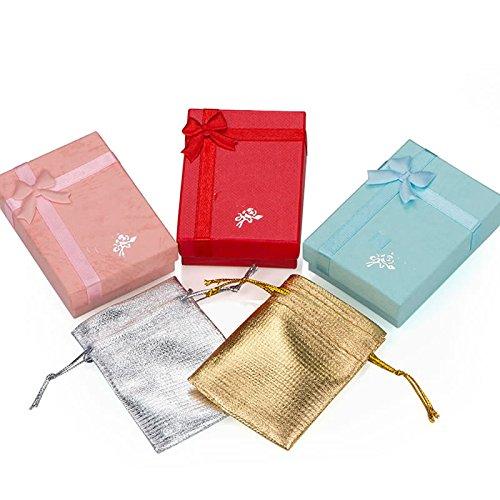 Ebuy Jewelry Women Silver Stud Earrings Snowflake Cubic Zirconia Jewellery Gift for Ladies