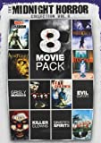 Midnight Horror Collection 8-Movie Pack: 8 [Import]