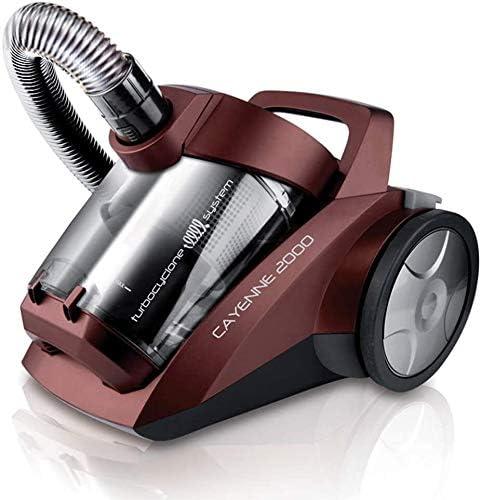 Aspiradora de mano / Hogares Aspirador, [Filtro Generación Séptima], 1600W de alta potencia / succión ajustable, recogida automática, de 35 mm de diámetro grande, 4.5L gran capacidad, ideal for la alf