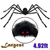 Halloween Decorations 5 Ft. Giant Halloween Spider