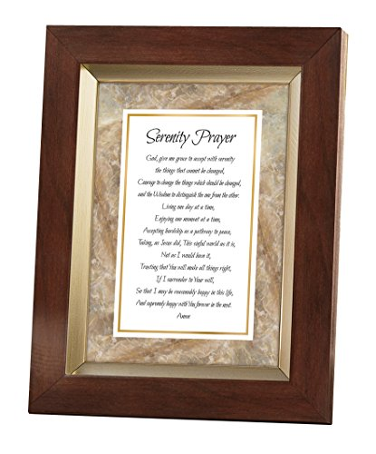 CB Gift Meaningful Moments Serenity Prayer Framed Print