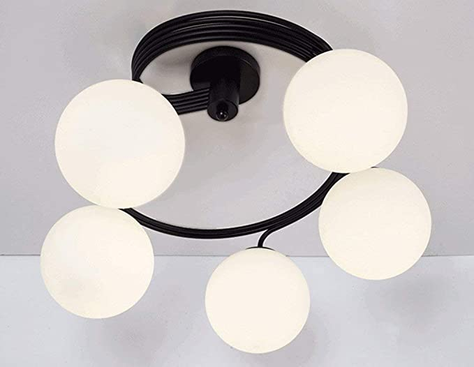 Lámpara de techo LED, luces luces de dormitorio matrimonio ...