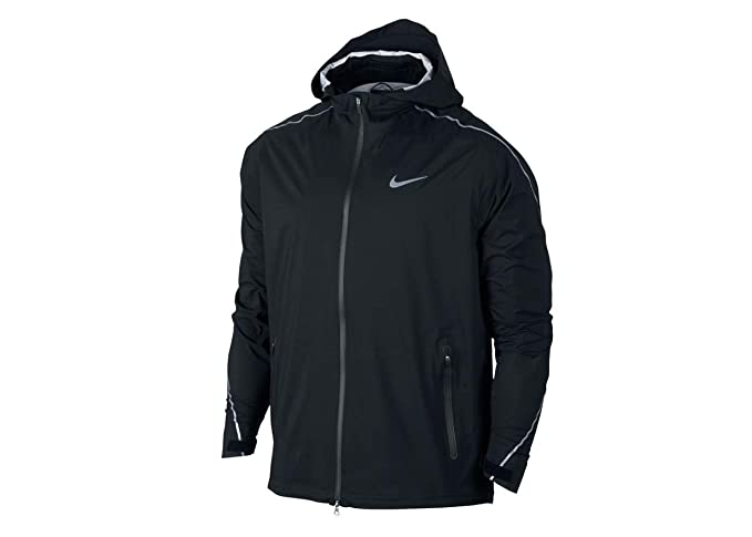 39f6b92734d0 Amazon.com   Nike Men s Hyper Shield Light Running Jacket