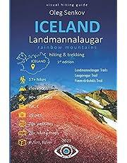 ICELAND, Landmannalaugar Rainbow Mountains, Hiking & Trekking: Visual Hiking Guide