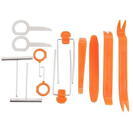 amazon vciic auto door clip panel trim removal tool kits for BMW M3 vciic auto door clip panel trim removal tool kits for bmw e46 e52 e53 e60 e90
