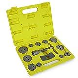 13 pc Auto Wind Back Caliper Brake Tool Kit Universal Kit Piston Pad Car Truck Mechanics
