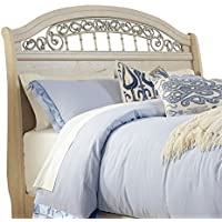 Signature Design by Ashley B196-77 Catalina Sleigh Headboard, Queen