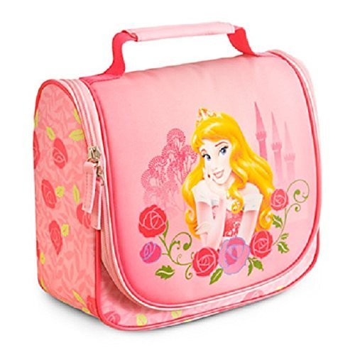 Disney Store Princess Aurora Sleeping Beauty Lunch Box Tote Bag Aurora Tote