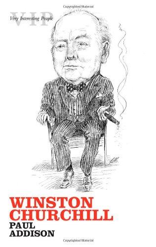 Winston Churchill (Very Interesting People Series)