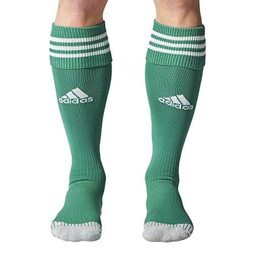 adidas Adisock 12, Medias para Hombre, Verde / Blanco (Twilight Green / White