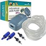 Aquarium Fish Tank Tropical Air Pump...